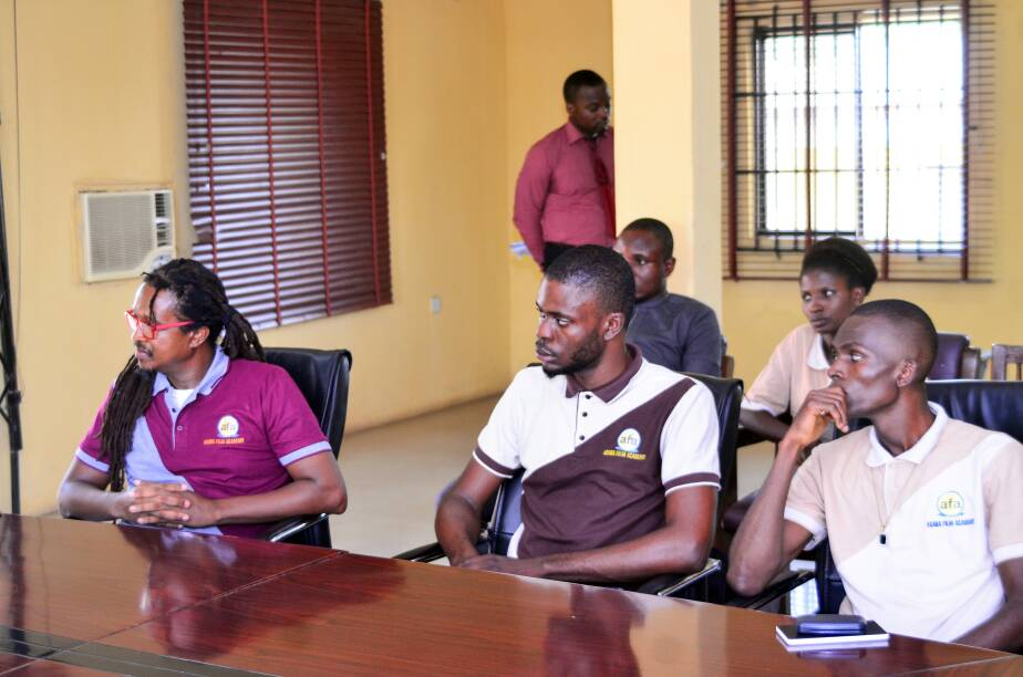 Asaba Film Academy To Collaborate with Ministry of Women Affairs.