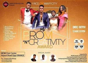 Event: Prom And Creativity Award