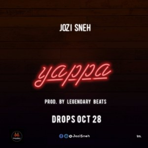 Jozi – Yappa (Official Audio)