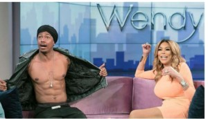 Nick Cannon To Guest Host Wendy Williams' Talk Show While She Recovers From illness
