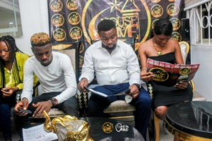 Congratulations To Mic Healz & Princess Vanexxa for signing Multi Million Naira plus A Brown New Car [Full Detail]